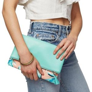 Rachel Pally REVERSIBLE CLUTCH (PARADISE)